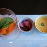 46612940 - 鎌倉野菜の前菜