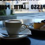 カフェ ノオト コーヒー - 料理写真: