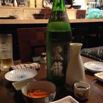 魚匠屋 - 地酒 黒龍 吟醸酒