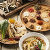 ZEN ROOM - 料理写真:国産烏骨鶏と18種類漢方食材、12種類野菜やキノコなどたっぷり栄養でカロリー 280kcal。