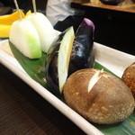 肉タレ屋 - 焼野菜
