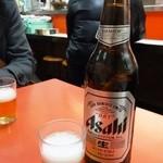 満福 - ビール大瓶