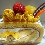 黒潮堂 - 料理写真:かぼちゃのケーキ