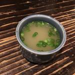 46619073 - 〆の鳥スープは旨い!