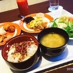 ブッフェダイニングシェフズレシピ - 朝ごはん