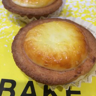 ベイク チーズ タルト - 料理写真:チーズタルト
