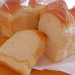 森のパンやさん - 料理写真:山型食パン300円