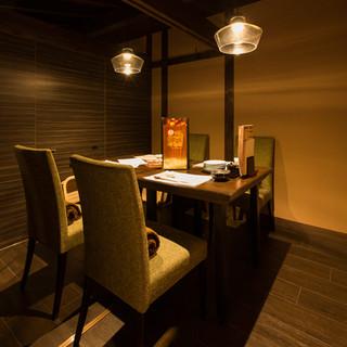 お座敷、テーブル個室などご用途に合わせてご利用いただけます
