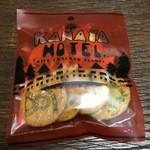 日光金谷ホテル ギフトショップ - 金谷ホテル オリジナル煎餅  324円