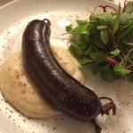 ビストロ ド ラ シテ - ブータンノワール  久しぶりにたべました。背徳感がいい!