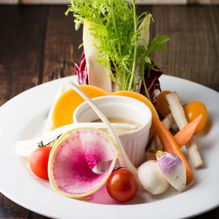 冬メニューに更新!豊富なメニューでしっかり食べれるイタリアン