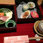ゆるり庵 ごち - 遊の膳  1380円