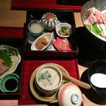 ゆるり庵 ごち - 心の膳  1680円