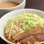 J-LOW麺 - J郎つけ麺 700円 250〜400gまで無料