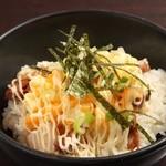 J-LOW麺 - チャーマヨ丼 250円