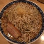 ○寅 - 角ふじ麺