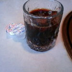 食道園 - 食後のアイスコーヒー +150円