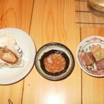 旬鮮彩鮨 豊のはなれ - 料理写真:5500コース