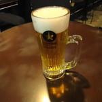 二代目 恵比寿ビヤホール - サッポロ生ビール