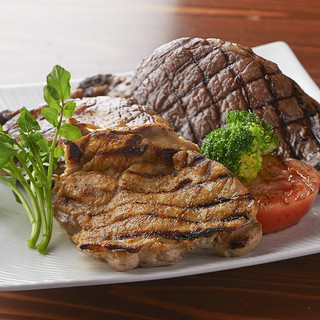 「ILCADOCCIO」最大の特徴、拘りの肉をリーズナブルに