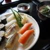 みよし - 料理写真:ランチ寿司(\600税抜き)驚きのパフォーマンス