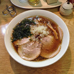 麺処あずき - チャーシューメン780円