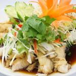 恵比寿 ガパオ食堂 - 1月の月替りメニュー☆ プラーヌン・シィーウ(白身魚のタイ醤油ソース)