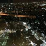 鉄板焼 摩天楼 - スカイツリー31Fからの夜景