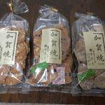 長池彩華堂 - 料理写真:加賀焼
