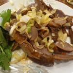 台湾客家料理 新竹 - すなぎもの醤油煮