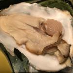 食幹 ソラマチ - 生牡蠣