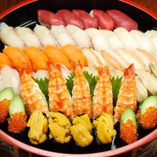 大人気の120分寿司食べ放題が3,500円!