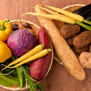 農家直送の武蔵野野菜