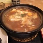 麺処 龍 - カレー煮込み