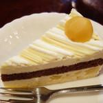 レピドール - マロンケーキ