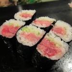 寿司幸 - ねぎとろ巻