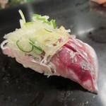 寿司幸 - 鯵