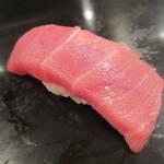 寿司幸 - 中トロ、ばち