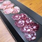 清澄白河 フジマル醸造所 - シャルキュトリープレート