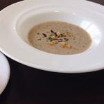レオーニ - レンズ豆のスープ