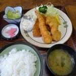 とんかつ太郎 - Bランチ600円