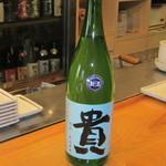 酒房あづみの - 山口県の貴         一杯100Cで500円