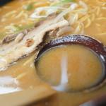 らーめん 信玄 - スープ