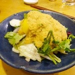 46651936 - 1日分の生野菜