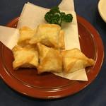 ピーコック - チーズのフライ(400円)