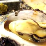 海鮮かき焼かくれ家 - 料理写真:ぷりぷり