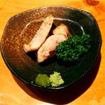 相撲茶屋 玄海 - コースの地鶏