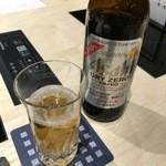 香水亭 - ノンアルビールです(涙)