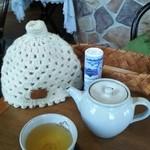 46659177 - ジャスミン茶