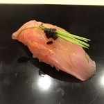 鮨 田なべ - 金目鯛